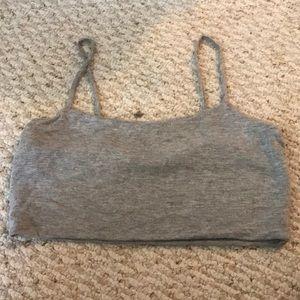 Naked wardrobe crop top